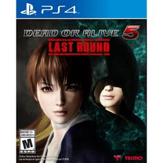 PS4 - Dead Or Alive 5 Last Round