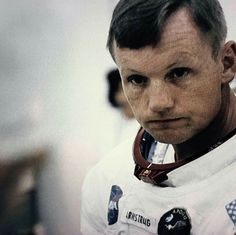 Neil Armstrong, July 15, 1969.
