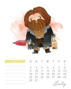 Hagrid July
