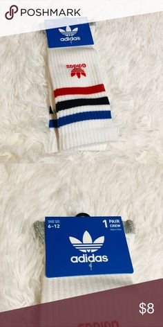d1d7bef480b8a New Men s adidas socks New with tags. Bundle to save ❤ adidas Underwear