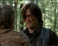 Daryl and Carol... that moment! :)
