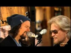 """Most beautiful version of """"I Wont Give Up"""" on Live from Daryl's House with Jason Mraz & Daryl Hall"""