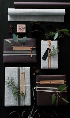 Therese Knutsen | CHRISTMAS GIFT WRAPPING