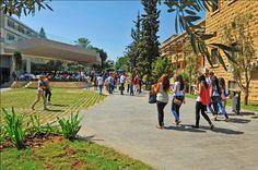 First Day @ Holy Spirit Univeristy of Kaslik