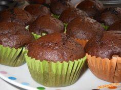 Čokoládové muffiny / Nigella Lawson /