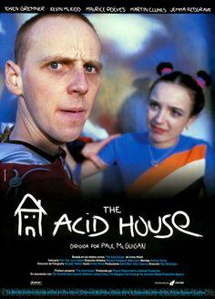 Aparte film met verschillende thema's. Camerawerk en thema's spreken me aan. Acid House - Paul McGuigan - 1998