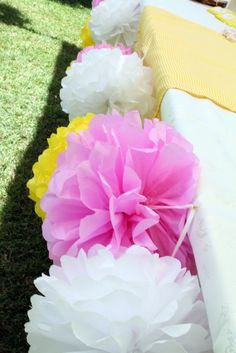 First Communion Party decorations! See more party ideas at CatchMyParty.com!