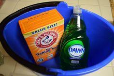 Hou je badkamertegels stralend wit met dit zelfgemaakte schoonmaakmiddel van 3 ingrediënten. - Pagina 2 van 2 - TrendBuzz