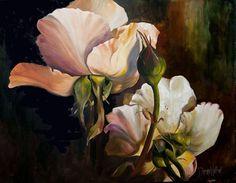 Большие Цветы, Красивые Цветы, Акварельные Цветы, Акварельное Искусство, Ботанические Иллюстрации, Иллюстрации Арт, Свадьба В Художественной Галерее, Маки, Винтажные Картины