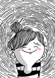 """Diario de una volátil: """"todo está bien"""". $45.00, via Etsy."""