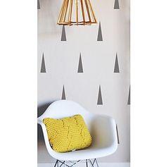 jiubai ™ driehoek muursticker muurtattoo – EUR € 30.99