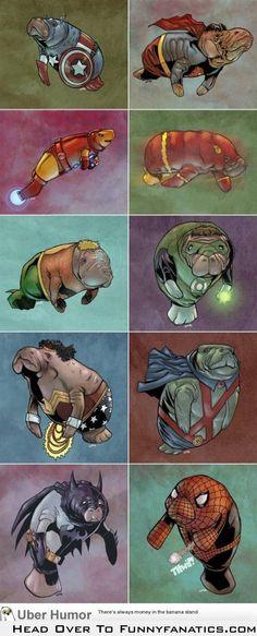 Super manatees
