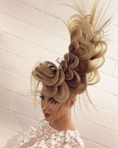 30 Top Hairstyles For Women 2019 That Will Make You Look Stylish And Trendy - Katty Glamour Plaits Hairstyles, Great Hairstyles, Trending Hairstyles, Updos, Casual Hairstyles, Girl Hairstyles, Medium Hair Styles, Short Hair Styles, Coiffure Hair