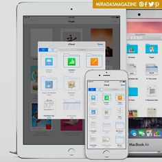 Tecnología>> MARZO TRAERÁ MÁS OPHONES Y IPADS A casi un año después de renovar sus modelos de iPad y iPhones Apple podría lanzar nuevas variantes de éstos el próximo mes. Así pues los amantes de la marca esperan con ansias que salgan al mercado diferentes modelos del exitoso iPad Pro en cuatro tamaños; 129 pulgadas 105 pulgadas 97 pulgadas y 79 pulgadas.  Aunque nada hay confirmado oficialmente la información que ha difundida por el portal Mashable el modelo de 105 pulgadas sería…
