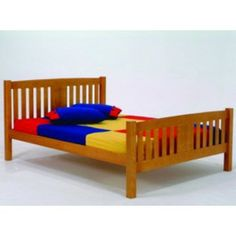 Find a wide range of latest leather, wooden beds, bed frames & mattresses in various sizes of leading brands in UK. Buy beds from our site with next day delivery. Pine Bed Frame, Wooden Bed Frames, Single Wooden Beds, Pine Beds, Buy Bed, Mattress, Toddler Bed, Suit, Rustic