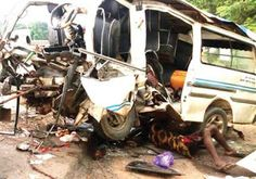Gsent Talks | Taking You Further Auto crash along Lagos-Ibadan Expressway claims 4 lives, 12 injured | gsenttalks