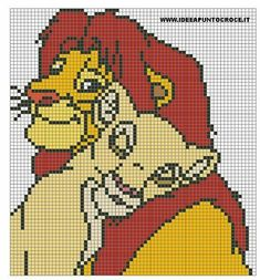 MINECRAFT PIXEL ART – One of the most convenient methods to obtain your imaginative juices flowing in Minecraft is pixel art. Pixel art makes use of various blocks in Minecraft to develop pic… Perler Bead Disney, Perler Bead Art, Perler Beads, Disney Cross Stitch Patterns, Cross Stitch Charts, Cross Stitch Designs, Crochet Pixel, Graph Crochet, Perler Patterns