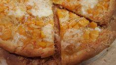 Mis Recetas de Cocina: Pizza hojaldrada de calabaza, cebolla y quesos. Queso, Camembert Cheese, Dairy, Food, Onion, Pumpkins, Cooking Recipes, Essen, Meals