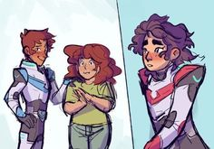 Klance Fluff & Mature (Plus General) Pictures and Comics - 🌎Back to Earth🌍 - Sida 3 - Wattpad Defenders Comics, Voltron Comics, Voltron Ships, Voltron Klance, Voltron Paladins, Klance Comics, Cute Comics, Voltron Tumblr, People
