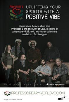 #LOV3RZ™ #ArtistsUnited™ #TV Communities: #WhatsOnMyPlaylist #ProfessorB & #TheArmyOfLove @F...