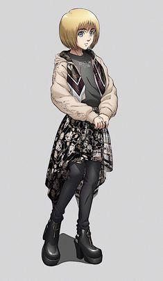 Hisoka is my love ❤ Attack On Titan Season, Attack On Titan Art, Eren X Armin, Mikasa, Anime K, Mermaid Boy, Aot Characters, Fanart, Perfect Boy