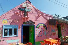 Isla Holbox - wo die Farben wohnen - Zwei Weltentdecker aus Hamburg