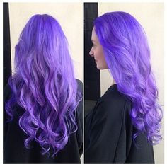 .@Jen VandenBos | LOVE this stunning VIVIDS/PASTELS combo by Candice Alice of Giusseppe Franco ... Violet and Luscious Lavender were used.