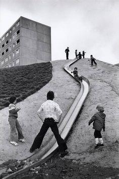 Killingworth New Town, Martine Franck, 1978