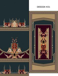 Textile Prints, Textile Design, Textiles, Baroque, Digital Prints, Asia, African, Fabric, Basket