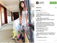 10 Pakistani Celebrities that areKillingit on Instagram! All of us already know how ridiculously good looking and stylish some of our celebrities can be and their instagram accounts are their hall of fame. Admit it or not all of us have stalked them under our bed covers so we thought itd only be fair to give their picturesque efforts recognition. Below are the 10 Pakistani celebrities we believe are absolutely slaying it on Insta (You can beg to differ but we will be judging you for your…