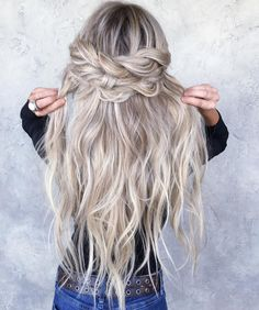 """3,822 Likes, 27 Comments - Chrissy Rasmussen (@hairby_chrissy) on Instagram: """"Braids for the weekend 