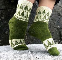 Crochet Patterns Socks Ravelry: Hylestad pattern by Evelina Roos Crochet Socks, Knitting Socks, Hand Knitting, Knit Crochet, Knitting Designs, Knitting Projects, Crochet Projects, Knitting Patterns, Crochet Patterns