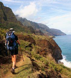 10 Trails Everyone Must Hike - Kalalau Trail - Hawaii Napali Coast State Park