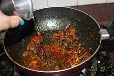 Prawn Masala / Spicy Prawn Masala / Shrimp Masala / Masala Shrimp - Yummy Tummy Chili Shrimp, Chili Lime Chicken, Spicy Chili, Prawns Fry, Spicy Prawns, Prawn Gravy, Indian Prawn Recipes, Prawn Dishes