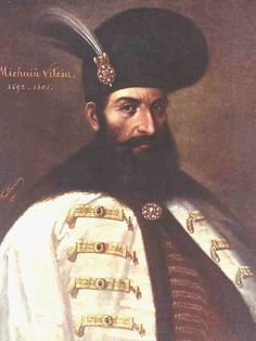 Mihai Viteazul/Michael the Brave king of the 3 United Princedoms :Romania