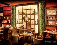 Carlton: Restaurant à la Carte Frame, Restaurants, Home Decor, Cards, Interior Designing, Projects, Picture Frame, Decoration Home, Room Decor