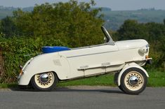 Reyonnah A175 roadster prototype
