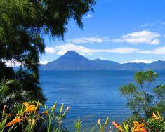 Lake Atitlan Guatemala, just before reaching Panajachel. Great Places, Places To See, Beautiful Places, Amazing Places, Beautiful People, Beautiful Pictures, Tikal, West Indies, Belize