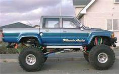 toyota 4runner monster truck