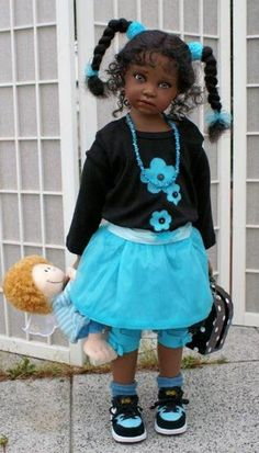 Our timber plush animals house collection consists of a choice of different varieties and dimensions, our wood dolls holds are fantastically illustrated inside and outside. Reborn Toddler Dolls, Child Doll, Reborn Dolls, Reborn Babies, Black Baby Dolls, Cute Baby Dolls, Girl Doll Clothes, Girl Dolls, African American Baby Dolls