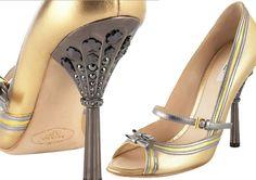 Love these #Prada #heels