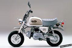 "Honda Gorilla ""White Special"" 1988"