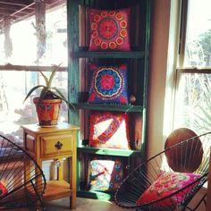 Mexican Home Decor / Barrio Antiguo Imports 725 Yale St Houston Texas  (713)880-2105 sales@barrioantiguofurniture.com