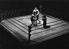 De cómo el boxeo mejoró a Stanley Kubrick como cineasta