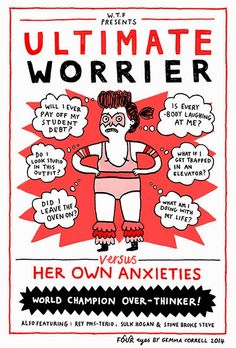 gemma correll and her merry band of misfits