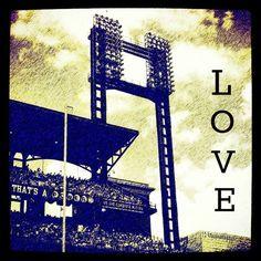 Love my stadium...
