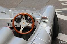 Porsche 718 RSK Spyder 4 Porsche Replica, Cars, Vehicles, Autos, Rolling Stock, Automobile, Vehicle, Car