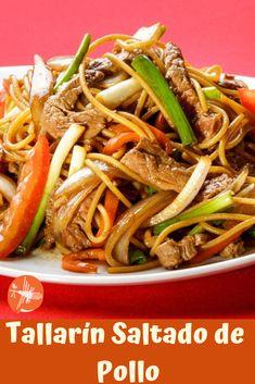 Peruvian Dishes, Peruvian Cuisine, Peruvian Recipes, Pasta Recipes, Cooking Recipes, Veggie Omelette, Cooking Black Beans, Vegetable Dishes, International Recipes