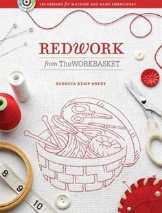 FREE REDWORK HAND EMBROIDERY