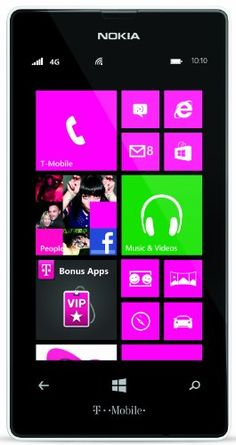 Nokia Lumia 521 T-Mobile GSM Windows 8 4G Noncontract Smartphone - White -  http://www.wahmmo.com/nokia-lumia-521-t-mobile-gsm-windows-8-4g-noncontract-smartphone-white/ -  - WAHMMO